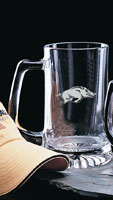 25 oz Sports Mug with Hog or Seal