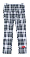 WOMENS REIGN PLAID CARD AND GRAY LEGGING