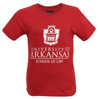 U OF A SCHOOL OF LAW TEE