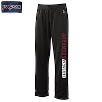 ARKANSAS RAZORBACKS HERO BLACK PANT