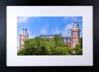 OLD MAIN PHOTO PRINT FRAMED
