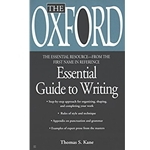 OXFORD ESSENTIAL GUIDE TO WRITING, THE