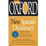 NEW OXFORD SPANISH DICTIONARY