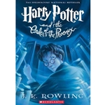 HARRY POTTER AND THE ORDER OF THE PHOENIX (BOOK FIVE)