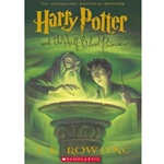 HARRY POTTER AND THE HALF BLOOD PRINCE (BOOK SIX)