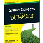 GREEN CAREERS FOR DUMMIES