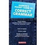 POCKET GUIDE TO CORRECT GRAMMAR