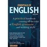 ESSENTIALS OF ENGLISH: A PRACTICAL HANDBOOK COVERING ALL THE RULES OF ENGLISH GRAMMAR AND WRITING STYLE(REVISED)