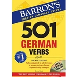 501 GERMAN VERBS WITH CD ROM