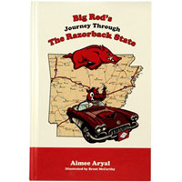 Big Red's Journey Through the Razorback State