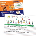 24X16 PICTURE STORY CHART TABL