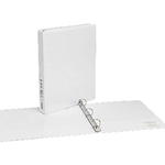 1 IN WHITE SIMPLY VIEW BINDER