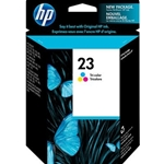 HP 23 TRI-COLOR INK