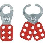 1 JAW STEEL SAFETY HASP