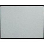 24X36 GRAY FABRIC BOARD PLASTI