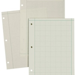 100CT 8.5X11 ENGINEERS PAD 3H