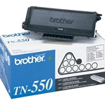BROTHER TN550 BLACK TONER