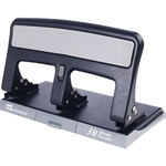 ONE TOUCH 3-HOLE PUNCH
