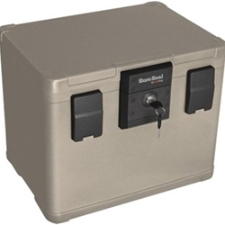 .6 CU FT FIRE/WATER PRF CHEST