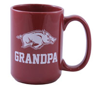 GRANDPA MUG WITH HOG AND A