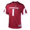 YOUTH CARD FOOTBALL JERSEY