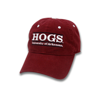 CAP HOGS BAR DESIGN CARDINAL