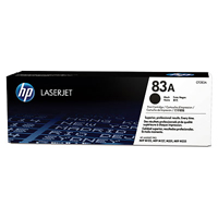 HP 83A Black Toner