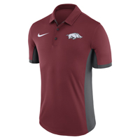 RUN HOG LC EVERGREEN CARD POLO ANTHRACITE ALONG SIDE