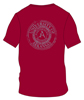 UNIVERSITY OF ARKANSAS A CIRCLE CARD SS T-SHIRT