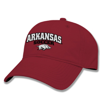 ARKANSAS SOCCER CARD CAP