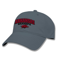 ARKANSAS GRANDPA CHARCOAL CAP