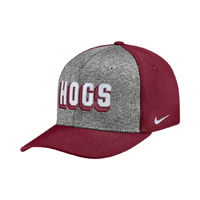 HOGS CARD AND GREY CAP