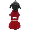 DOG CHEERLEADING DRESS