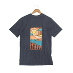 EVENTIDE CHARCOAL CHILL SS T-SHIRT