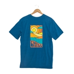 EVENTIDE GLASS BLUE CHILL SS T-SHIRT