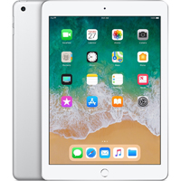 iPad WiFi Only 128Gb - Silver