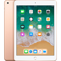 iPad WiFi Only 128Gb - Gold
