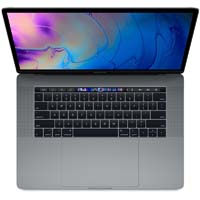 MacBook Pro 15 Inch 2.6Ghz Hexa Core i7 16Gb 512Gb - Space Gray
