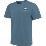 FAYETTEVILLE HOME OF THE RAZORBACKS COMFORT COLORS ICE BLUE SS T-SHIRT