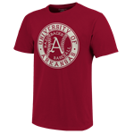 ARKANSAS RAZORBACKS BASEBALL CIRCLE SS T-SHIRT