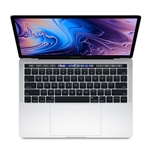 MacBook Pro 13 Inch with Touch Bar i5 8GB 256GB Silver - Mid 2019