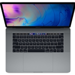 MacBook Pro 15 Inch with Touch Bar I7 16GB 256GB Space Gray - Mid 2019