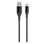 Belkin Duratek Braided Lightning Cable - 4ft