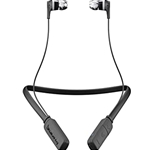 SKULLCANDY INK'D WIRELESS IN-EAR EARBUDS BLACK/GRAY