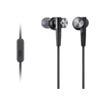 SONY EXTRA BASS IN-EAR EARBUDS WITH MIC