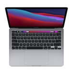 13-INCH MACBOOK PRO WITH TOUCH BAR: APPLE M1 CHIP, 512GB - SPACE GRAY