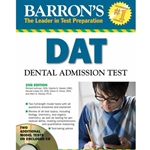 DENTAL ADMISSIONS TEST (DAT) WITH CD