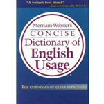 MERRIAM WEBSTERS CONCISE DICTIONARY OF ENGLISH