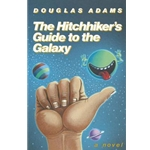 A HITCHHIKERS GUIDE TO THE GALAXY 25TH ANNIVERSARY EDITION