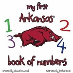 MY FIRST ARKANSAS BOOK OF NUMBERS